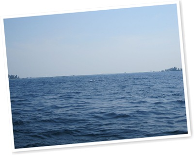 View pulau pramuka